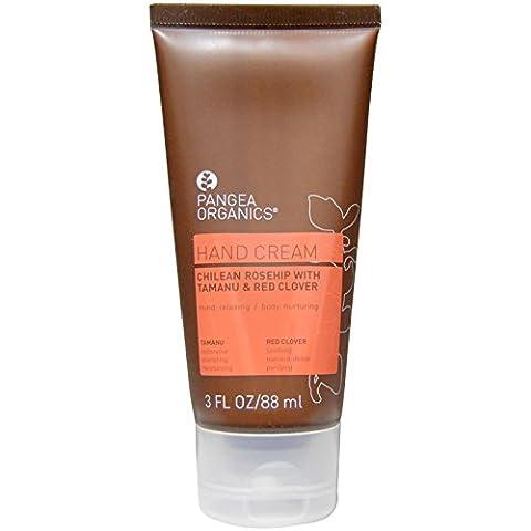 Pangea Organics Red Clover Hand Cream (japan import)