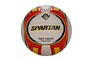 Spartan Soft Touch Micro Fibre Volleyball, Size 4