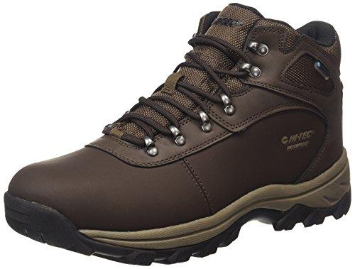 hi-tec-altitude-basecamp-waterproof-zapatos-trekking-y-senderismo-para-hombre-color-marron-dark-choc