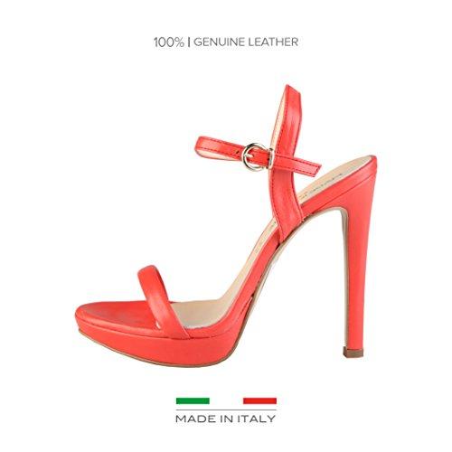 Made in Italia - Marcella, - Donna Rosso