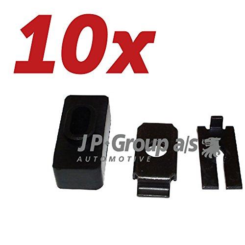 10x JP Group Seilzug, Kupplungsbetätigung