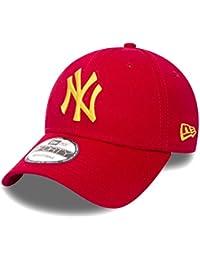 7c149c54d3e64 New Era 9forty Strapback Cap MLB New York Yankees los Angeles Dodgers  Hombres Mujeres Gorra Sombrero