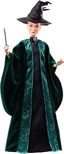 Harry Potter Muñeca profesora McGonagall de la colección de Harry Potter (Mattel FYM55)