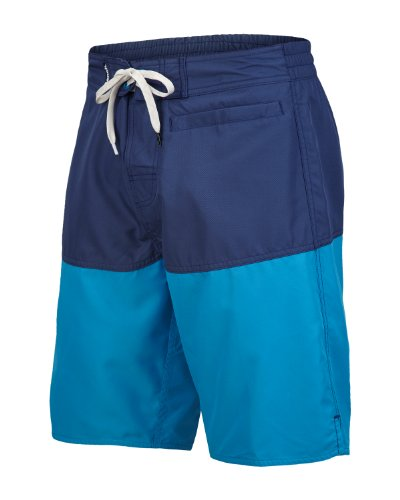 Bench Herren Badeshorts Boardshorts Andy mehrfarbig (swedish blue) 28