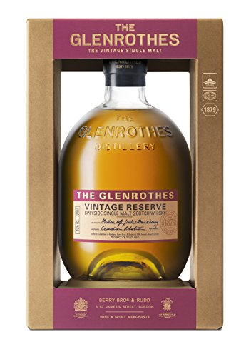 The Glenrothes Whisky Vintage Reserve - 70 cl
