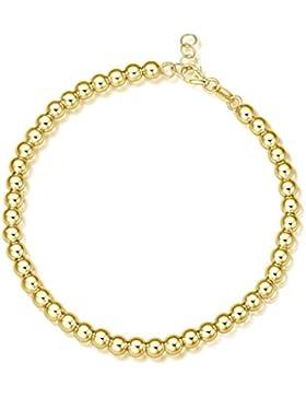 Juwelier Gelber Kugel Armband 75