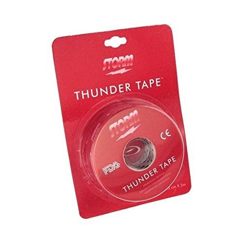 Storm Thunder Fitting Tape- Red by Storm Bowling Products (Storm Tape Bowling)