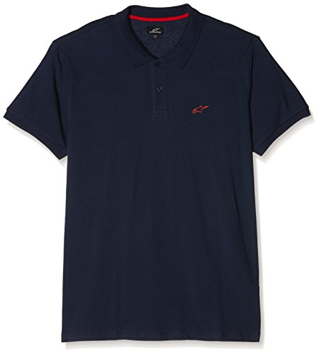 Alpinestars Herren Men's Polo Polo Effortless blau