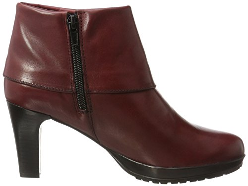 Tamaris Damen 25460 Stiefel Rot (Bordeaux)