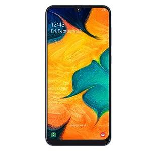 samsung galaxy a30 - 41zInzm2xiL - Samsung Galaxy A30 Dual SIM 64GB 4GB RAM A305F-DS Bianco SIM Free