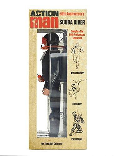 Image of Action Man 50th Anniversary edition - Scuba Diver