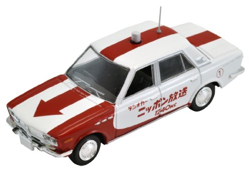 Tomica Limited Vintage TLV-Ra03 Laurel 1800 Nippon Houso Nippon 1go (japan import) Vintage Laurel
