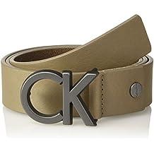 Calvin Klein Ck Adj. Buckle Belt, Cinturón para Hombre