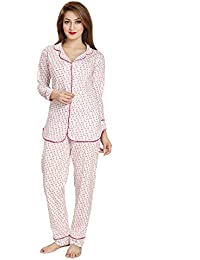 AV2 Women's Cotton Night Dress