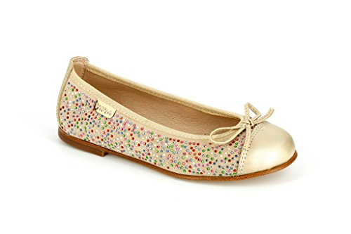 Pablosky 814088, ballerines mixte enfant Multicolore
