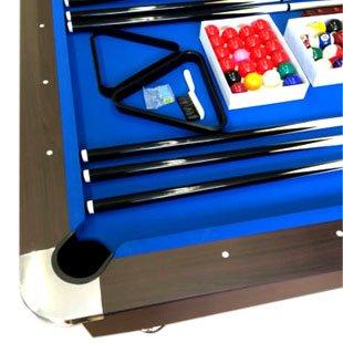 Billardtisch Billard Billard-Spiel Messung 220 x 110 cm neue 8 ft full optional - 2