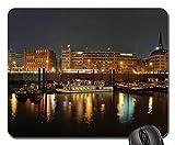 Hamburg Mouse Pad, Mousepad (Skyscrapers Mouse Pad)