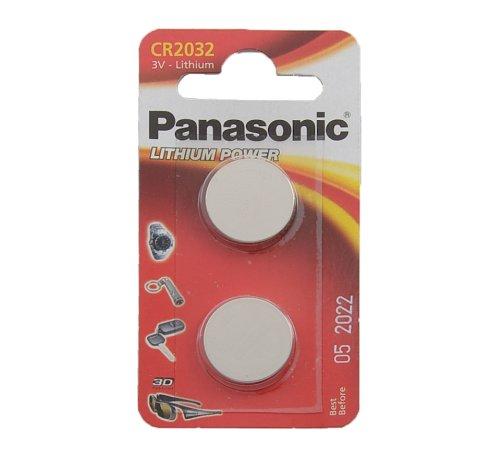 Panasonic Battery CR2032