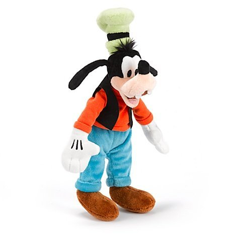 "Mickey Mouse Clubouse Core 8"" Soft Toy (Goofy)"