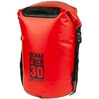 Karana Ocean Dry Pack Day Waterproof Travel Kayak Duffel Bag 30 Litre 30L Red