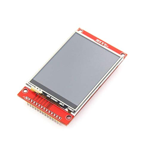 2,8-Zoll-TFT-LCD-Modul mit Touch Panel ILI9341 Treiber-IC 240 (RGB) 320 SPI-Schnittstelle (9 IO) 240320 Touch-IC XPT2046 SPI-Schnittstelle - 320-schnittstelle