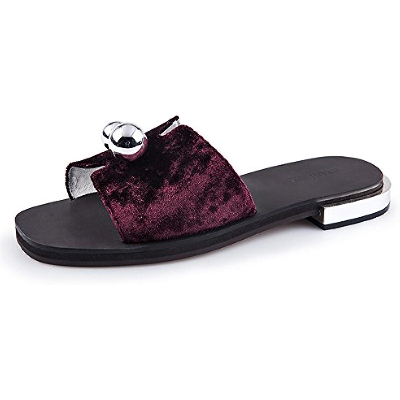 Chaussures s Feifei Femmes Chaussures  Mode Personnalité Casual Respirant Confortable (Couleur : 01, Taille : EU39/... - B07CJRS4SJ - 133128