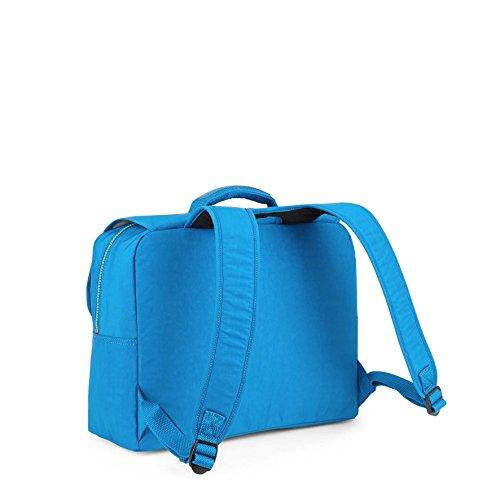 Imagen de kipling  iniko   mediana  blue green mix  azul  alternativa