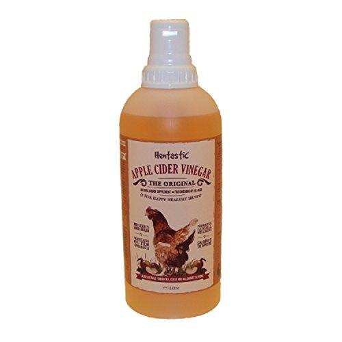 Unipet Hentastic Apple Cider Vinegar 1ltr