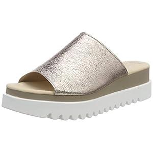 Gabor Shoes Damen Jollys Pantoletten, Beige (Muschel), 39 EU
