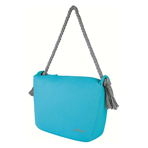 Fastrack Fabric Sky Blue Messenger Bag - AT102CBL02  available at amazon for Rs.599
