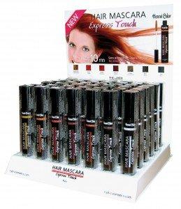 Sitarama - henné color hair mascara - biondo dorato - facile e veloce applicazione - per colorare singole ciocche o radici - naturale - ecobio - 15ml