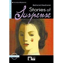 Stories of Suspense - Buch mit Audio-CD