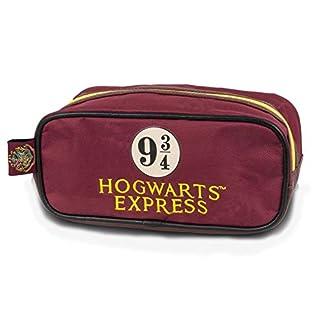 Groovy Harry Potter Hogwarts Express 9 & 3/4 – Neceser, tamaño Mediano, Color Rojo