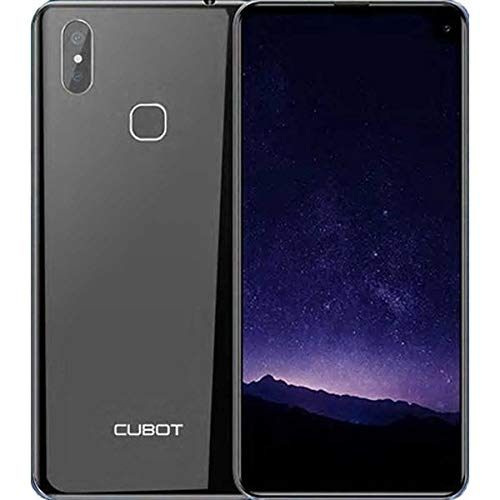 CUBOT Max 2 64GB 4G Dual-SIM Black EU