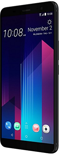 "HTC U11+ SIM doble 4G 128GB Negro - Smartphone (15,2 cm (6""), 128 GB, 12 MP, Android, 8, Negro)"