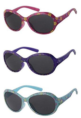 Girls Sunglasses UV400 Pretty Frame 5 to 8 years