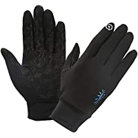 FTEOX Winter Gloves Touch Screen Gloves Thermal Gloves Running Gloves Driving Gloves for Women Men Cellphone Texting Anti-skid Lightweight for Cycling,Running,Walking Dog