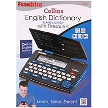 Franklin Collins DMQ-221 - Diccionario electrónico con tesauro