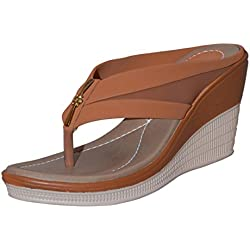 Nav Pag Women's Synthethic Wedges (5632_38)