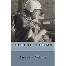 Rule of Thumb (English Edition)