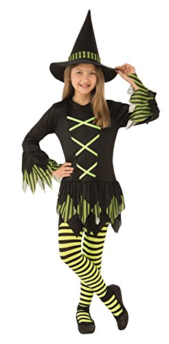 Rubies Lime Witch Costume, Medium