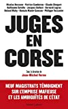 Juges en Corse - Format Kindle - 9782221222201 - 13,99 €