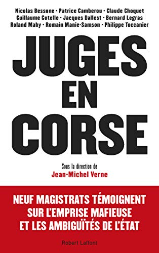 Juges en Corse par COLLECTIF