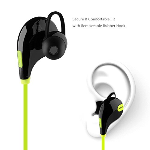 Sony Ericsson Mix Walkman compatible Wireless Bluetooth Bluetooth 4 1  Wireless Stereo Sport Headphones Headset Running Jogger Hiking Gym Exercise
