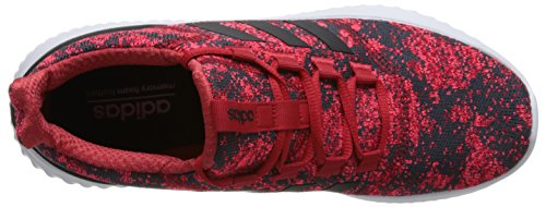 adidas Cloudfoam Ultimate, Chaussures de Fitness Homme Rouge (Scarlet/core Black/solar Red Scarlet/core Black/solar Red)