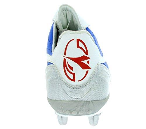 Diadora Rugby Low R SC 8 Schuhe Herren Rugby-Schuhe Sportschuhe Blau 145238 01 C1967 -
