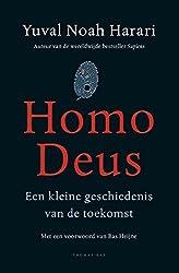 Homo Deus: een kleine geschiedenis van de toekomst