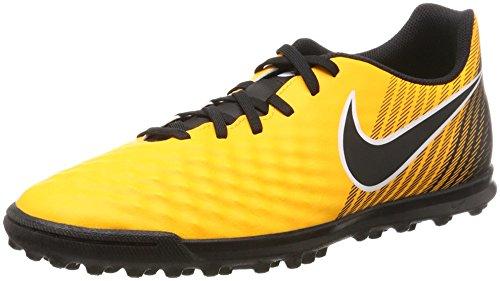 Arancione 44 EU Nike Magistax Ola II TF Scarpe da Calcio Uomo Laser 3s9