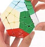 XYZJIA Cubo de Rubik Descompresión Artefacto Desarrollo de Rompecabezas Artefacto Multifacético Cubo de Rubik Infinito Cubo de Rubik, Doce Caras Tres Pasos Cinco Cubo de Rubik