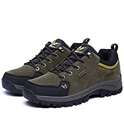 christalor fashion leather formal shoes,men's leather-lined lightweight shoes men hiking shoes climbing shoes outdoor trekking shoes mountain casual shoes - 41zJ3t8qgrL - Christalor Fashion Leather Formal Shoes,Men's Leather-Lined Lightweight Shoes Men Hiking Shoes Climbing Shoes Outdoor Trekking Shoes Mountain Casual Shoes